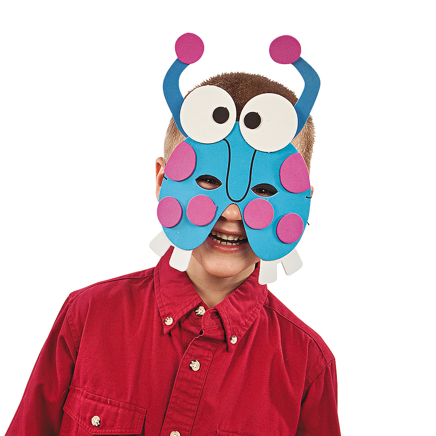 monster mask craft kit oriental trading