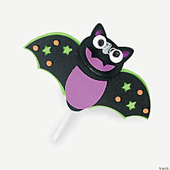 Bat Puppet Craft Kit