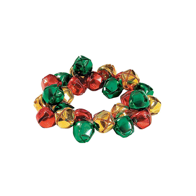 jingle bell bracelet craft kit trading