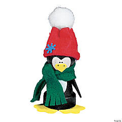 Flowerpot Penguin Craft Kit