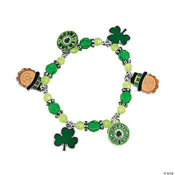 St. Pat's Charm Bracelet Craft Kit