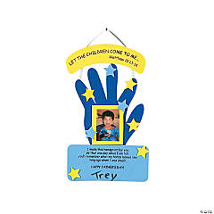 "Handprint ""Father's Day"" Keepsake Craft Kit"