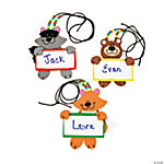 Camp Name Badge Necklace Craft Kit