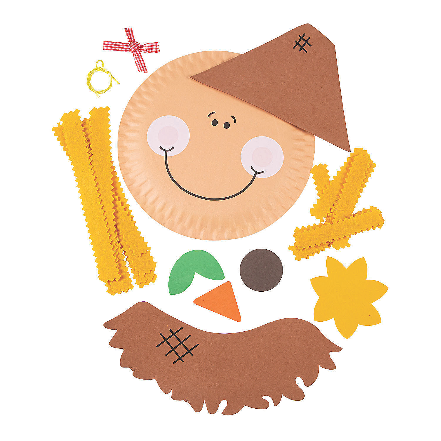 Craft Scarecrow Patterns