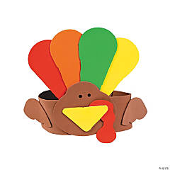 Turkey Headband Craft Kit