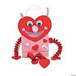 Luv Bug Card Holder Paper Bag Craft Kit