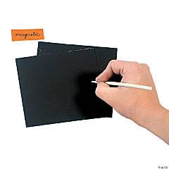 Magic Color Scratch Magnets