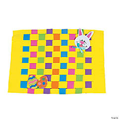 Easter Weaving Place Mat Craft Kit