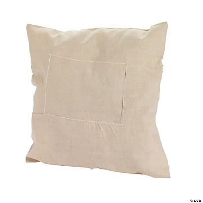 DIY Photo Pillow Covers - 12 pcs.