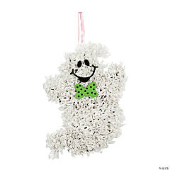 Tissue Paper Ghost Craft Kit