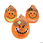 Scarecrow Pumpkin Decorating Craft Kit
