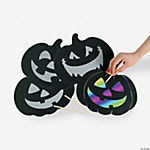Magic Color Scratch Jumbo Jack-O'-Lanterns