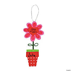 Thumbprint Flower Craft Kit