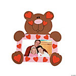 Bear Photo Frame Magnet Craft Kit