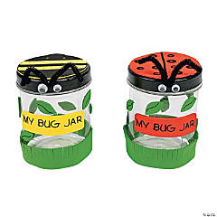 """My Bug Jar"" Craft Kit"
