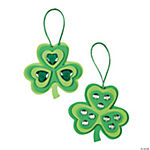 Shamrock Ornament Craft Kit