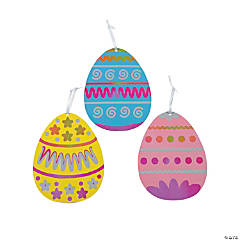 Magic Color Scratch Jumbo Easter Eggs