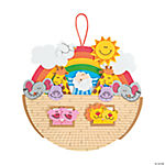 Paper Plate Noah's Ark Craft Kit