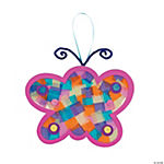 Tissue Paper Butterfly Craft Kit