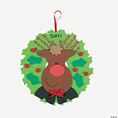 Handprint Reindeer Keepsake Craft Kit