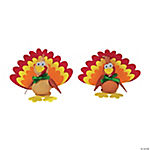 Gourd Turkey Craft Kit