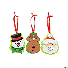 Christmas Ornament with Jewel Craft Kit