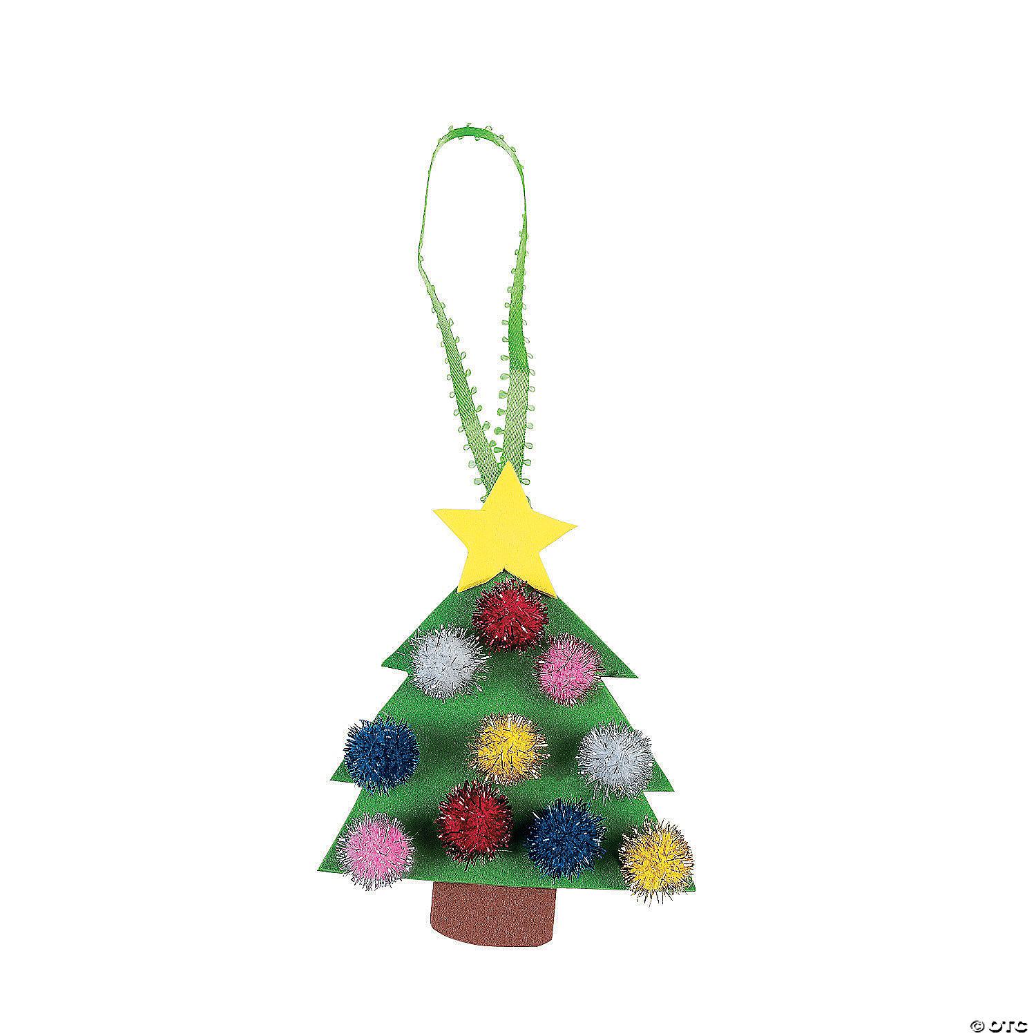 Decorating Ideas > Christmas Tree Ornament Craft Kit  Oriental Trading  ~ 074301_Christmas Decoration Craft Kits