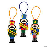 Nutcracker Ornament Craft Kit