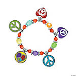 Peace & Love Charm Bracelet Craft Kit