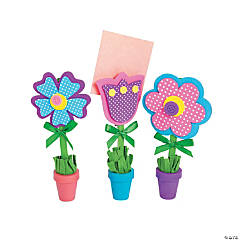 Flower Recipe Holder Craft Kit