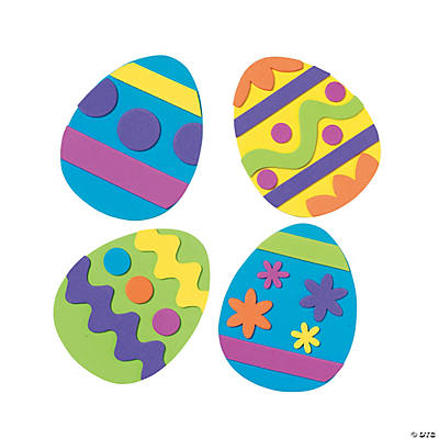 Easter Egg Magnet Craft Kit