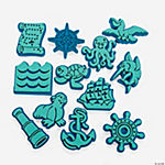Spirit Of The Seas Foam Stamps