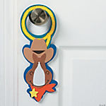 Ranch Self-Adhesive Door Hanger Craft Kit
