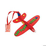 Plane Cool Ornament Craft Kit