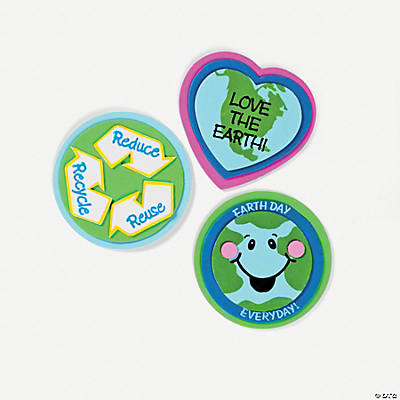 Earth Day Magnet Craft Kit
