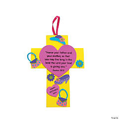 Inspirational Mother's Day Crosses Craft Kits