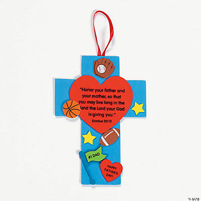 "Inspirational ""Father's Day"" Craft Kit"