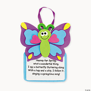 Butterfly Ornament Craft Kit