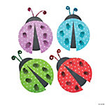 Thumbprint Ladybug Paper Craft Kit