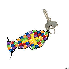 Religious Fish Key Ring Craft Kit