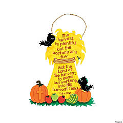 Harvest Fall Inspirations Ornament Craft Kit
