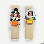 Pilgrim Photo Frame Napkin Ring Craft Kit