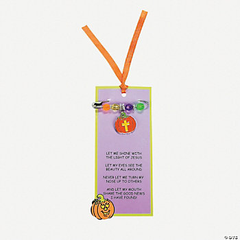 Christian Pumpkin Pin Craft Kit