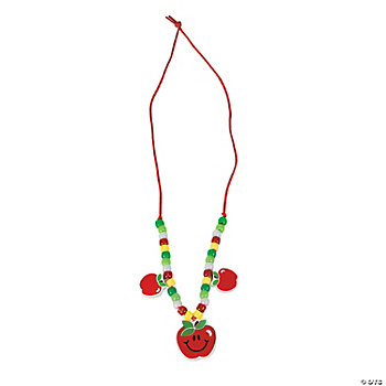 Apple Necklace Craft Kit