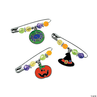 Halloween Friends Pin Craft Kit