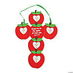 Apple Cross Craft Kit