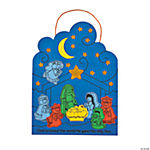 Nativity Door Sign Craft Kit