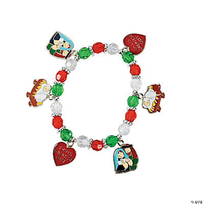 """God's Greatest Gift"" Bracelet Craft Kit"