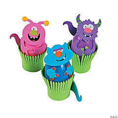 Monster Egg Decorating Craft Kit