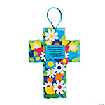 Flowering Cross Sign Craft Kit